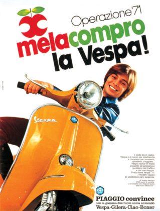 1971 Mela compro la Vespa-lich-su-vespa