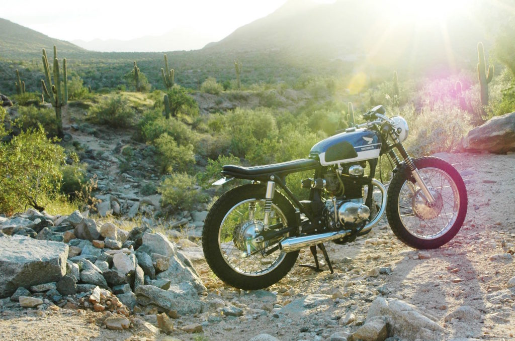 Honda-CL350-cafe-racer