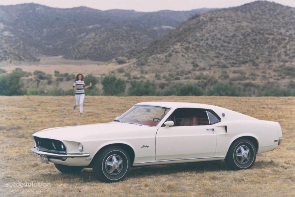 Ford Mustang qua các giai đoạn