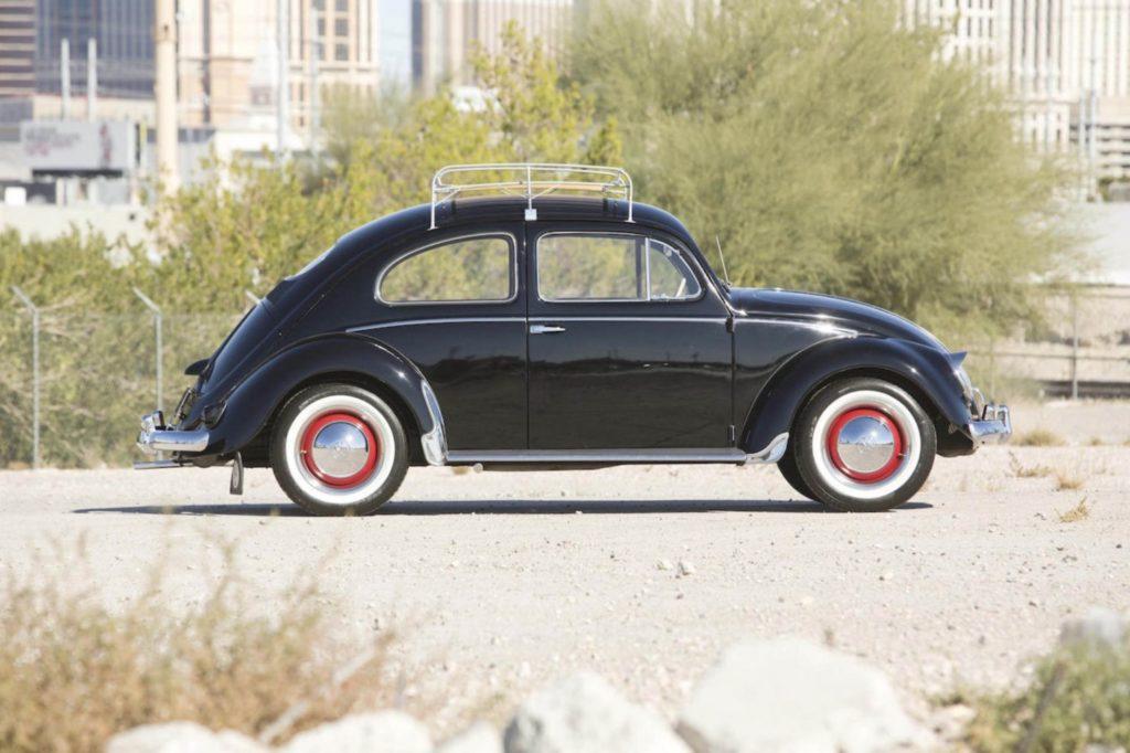 Volkswagen Beetle - tạm biệt con bọ huyền thoại