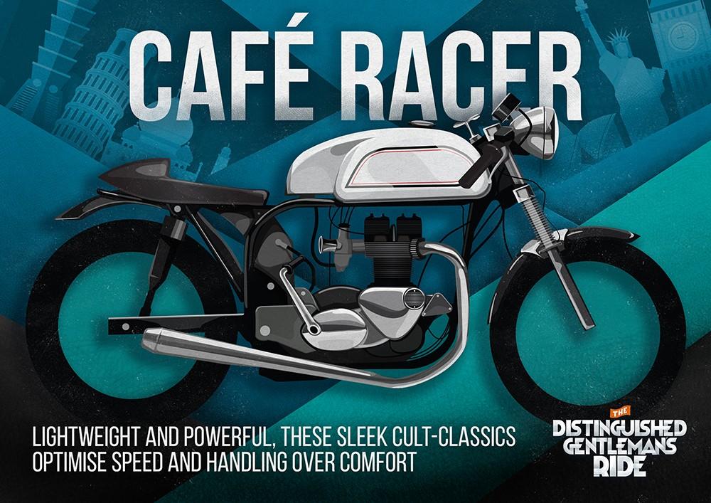 DGR Café Racer