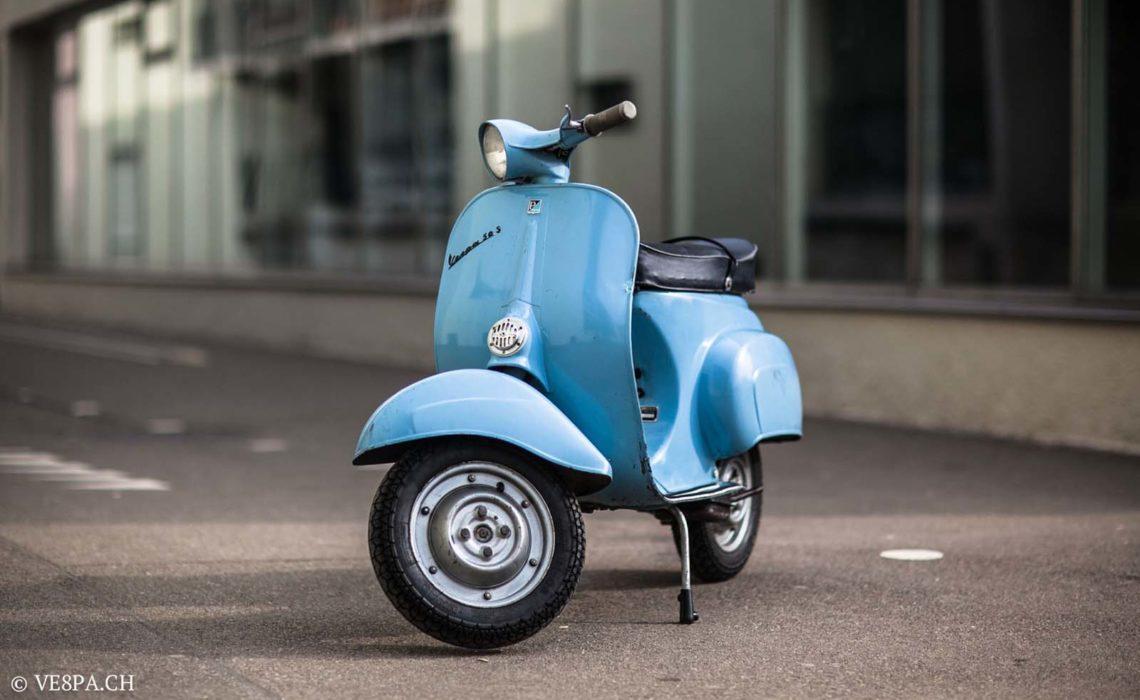 Vespa Mini: Cu Tí nhà Piaggio