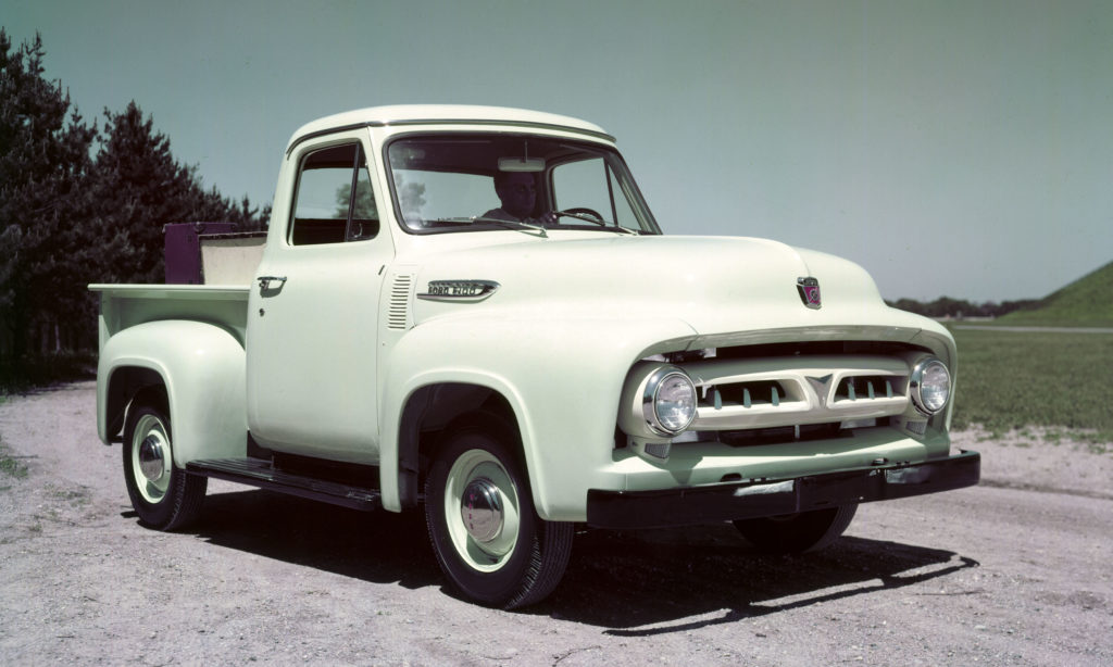 Ford F-Series 1953