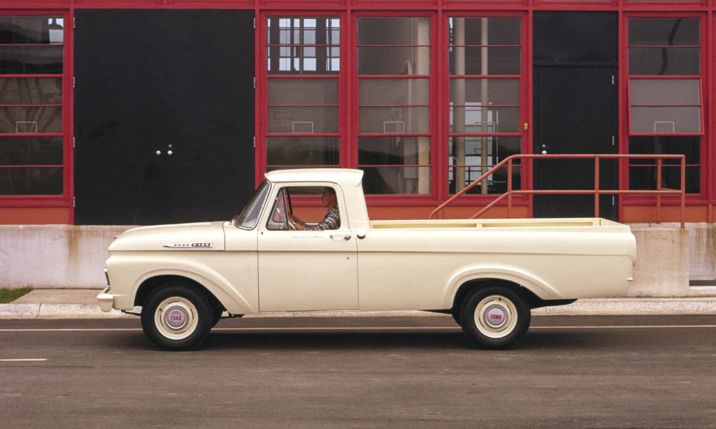Ford F 1961–1966