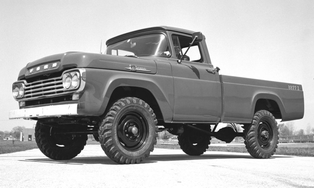 Ford F-Series 1959
