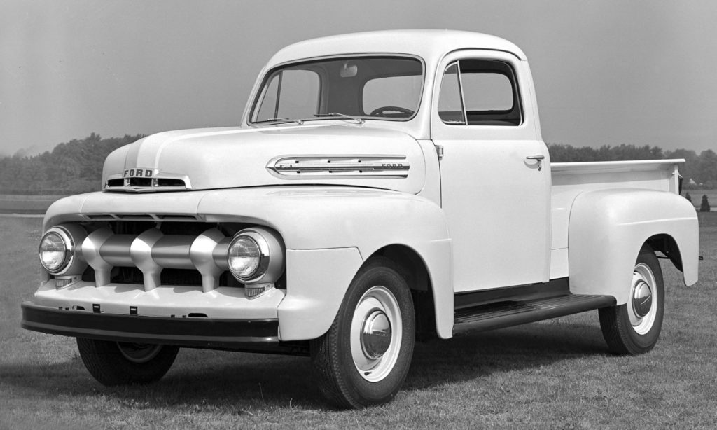 Ford F-Series 1951