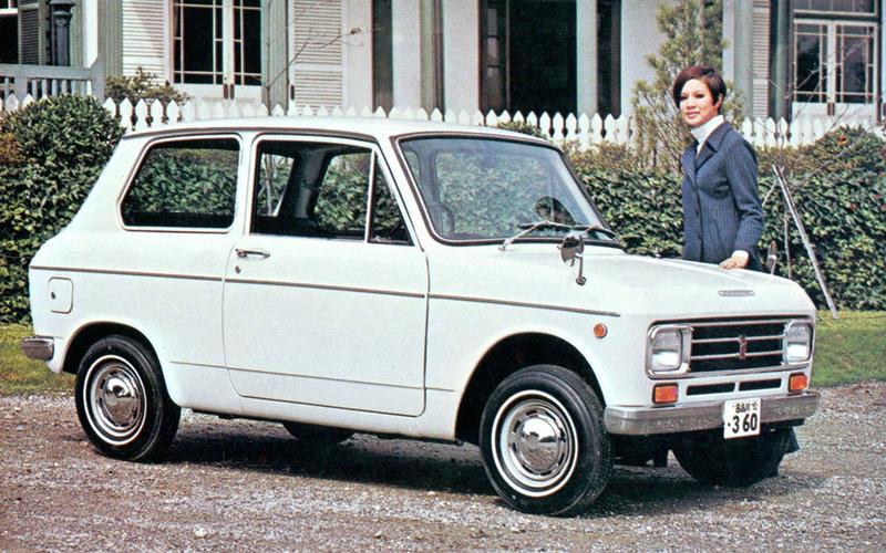 Daihatsu Fellow (1968)