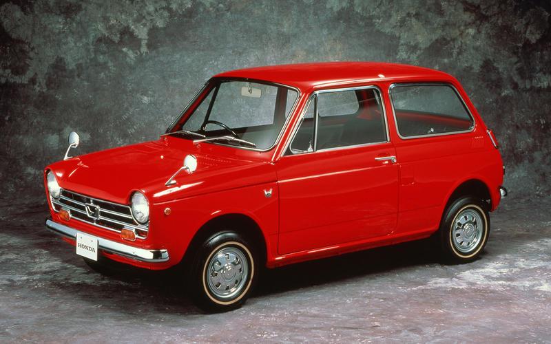Honda N360 (1967)