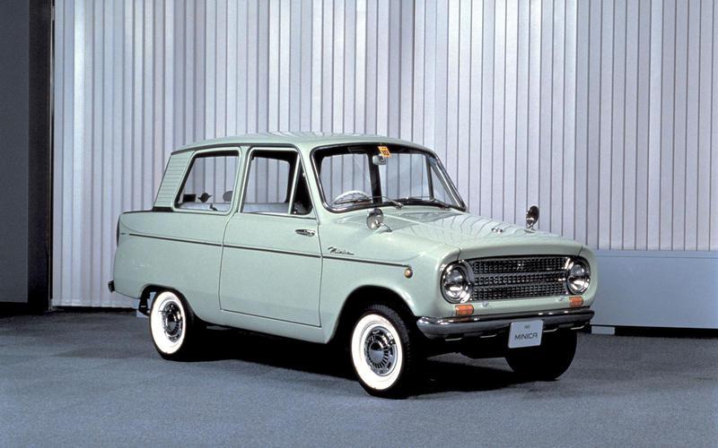 Mitsubishi Minica (1962)