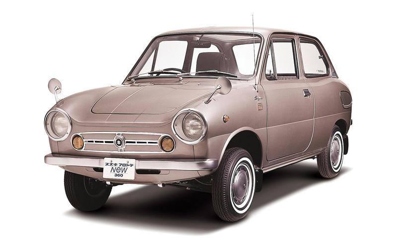 Suzuki Fronte (1962)