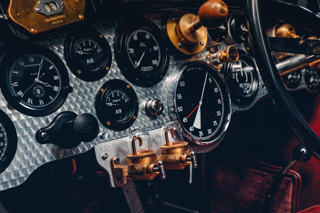 Bentley-Blower